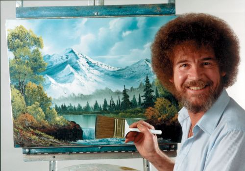 Massive Bob Ross 'The Joy of Painting' collection lands on Tubi
