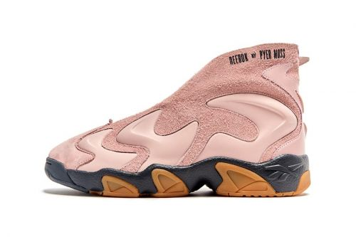 """Reebok by Pyer Moss Experiment 3 """"Pink"""" Set for Summer-Ready Release"""