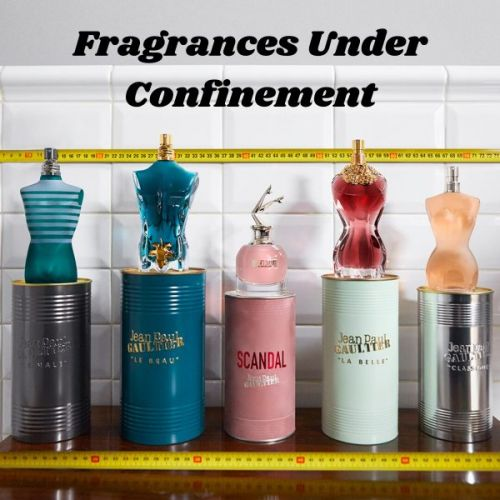 Fragrances Under Confinement
