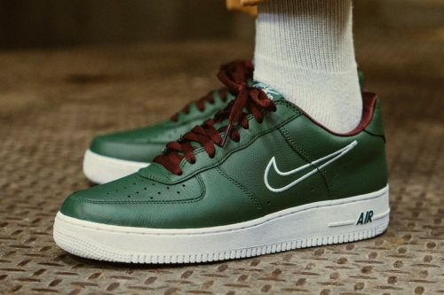 "An On-Feet Look at the Nike Air Force 1 ""Hong Kong"""