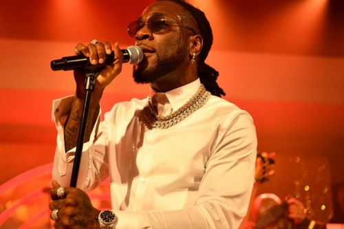 Burna Boy Announces New Record 'TWICE AS TALL'