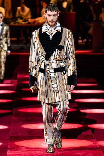 Dolce & Gabbana Revisits Old Glamour with Fall '19 Collection