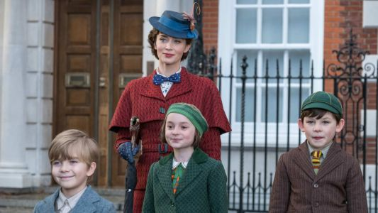 The 'Mary Poppins Returns' Costumes Are Just as Magical as the Movie