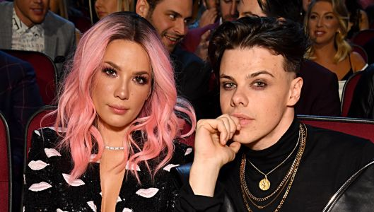 Halsey and Yungblud's Latest Flirty Exchange on Instagram Will Make You Blush