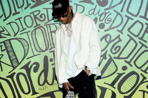 Travis Scott Spotted Wearing Unreleased Cactus Jack x Dior Collaboration