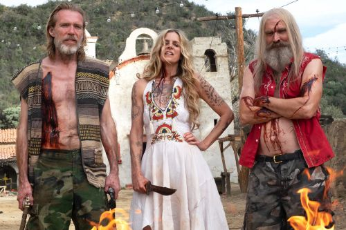 '3 From Hell' star Sheri Moon Zombie dishes on making gore look glam