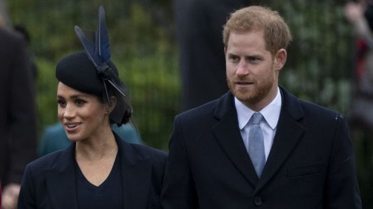 Prince Harry Reportedly 'Feels Responsible' For Meghan Markle's Misery And Stress