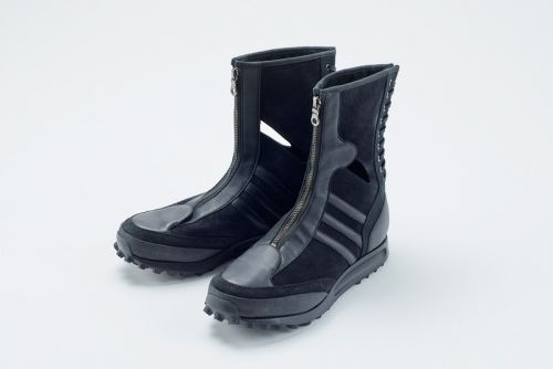 Yohji Yamamoto & adidas Join Forces on a Stealthy Trail Boot