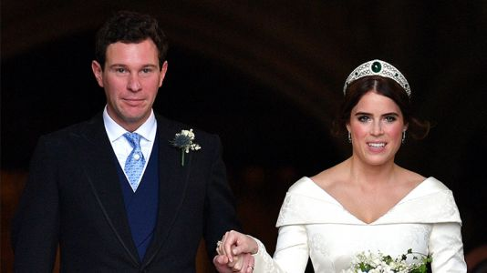 Libyan Gun Smuggler and Disgraced Banker Reportedly Attended Princess Eugenie's Royal Wedding