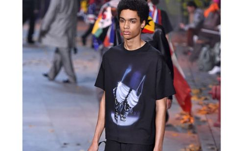 """Louis Vuitton pulls """"direct"""" Michael Jackson references from collection"""