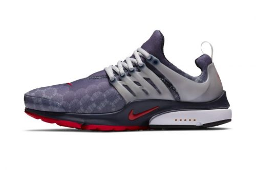 "Nike's Air Presto ""Navy"" Salutes the U.S.A"
