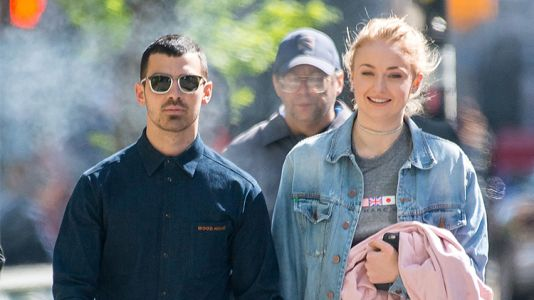 Joe Jonas Is Engaged to Sophie Turner - See Her Gorgeous Ring!