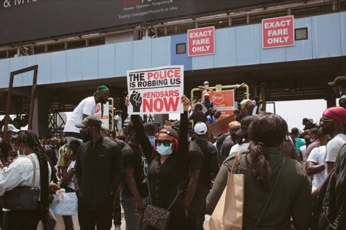 How you can support Nigeria's ENDSARS movement wherever you are