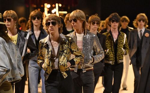 Paris Fashion week men's closes with star-studded runway shows