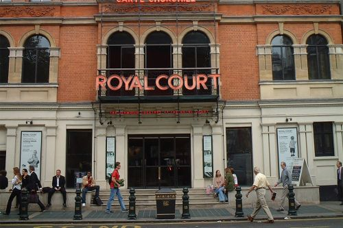 London's Royal Court Theatre scraps play over sex harassment themes