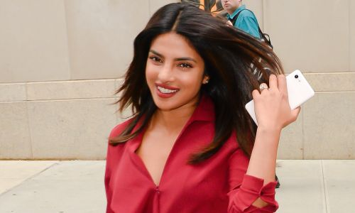 Did Priyanka Chopra Really Wear A Lipstick Named After Nick Jonas' Ex On Her Wedding Day?