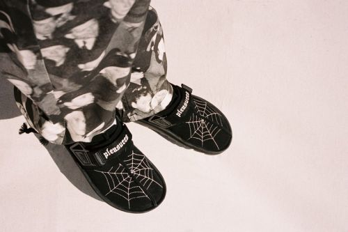 PLEASURES Tease Upcoming Reebok Beatnik Collab