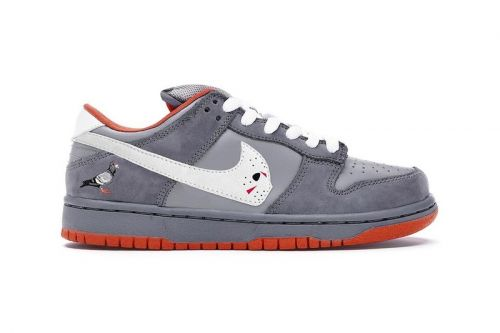 Staple Pigeon and Warren Lotas Unexpectedly Drops Custom Nike SB Dunk Low