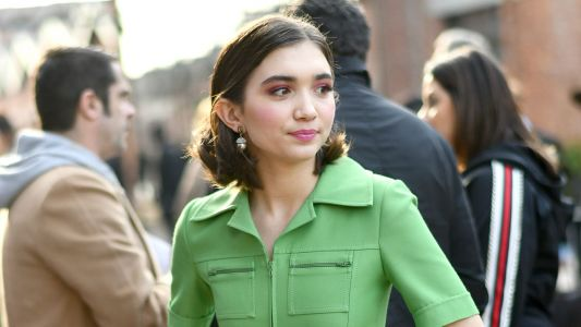 I Didn't Know I Needed a Green Gucci Jumpsuit Until I Saw Rowan Blanchard in One