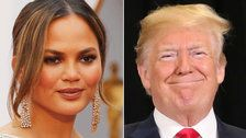 Chrissy Teigen Reveals The Stomach-Turning Reason She Could Never Meet Trump