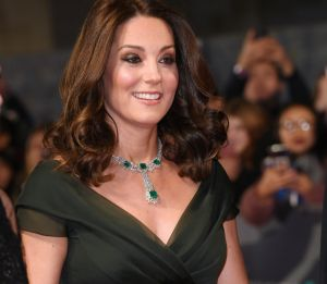 Why Everyone Is Talking About What Kate Middleton Wore To The BAFTAs