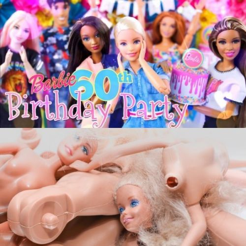 Happy 60th Birthday, Barbie!