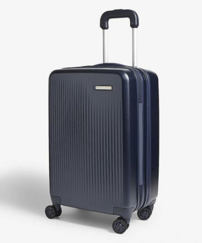 Traveling With the Briggs & Riley Sympatico Suitcase