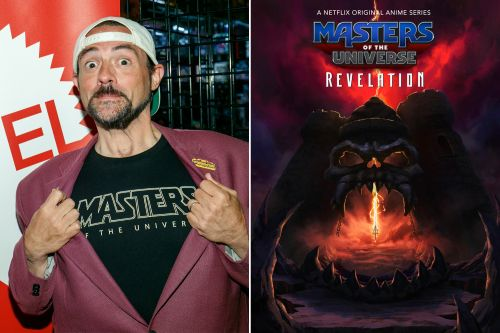 Kevin Smith is bringing 'Masters of the Universe' series to Netflix