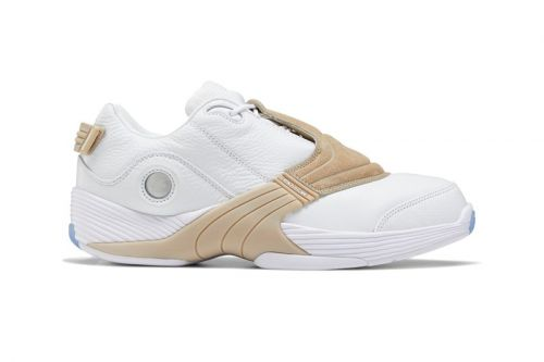 "Reebok Refreshes Answer V Low in Creamy ""Oatmeal"" Colorway"