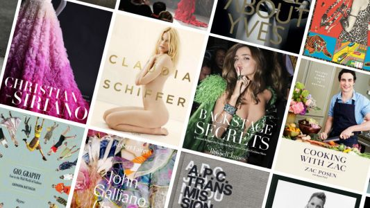 22 Easily Gift-able Coffee Table Books for the Fashion Fanatic in Your Life
