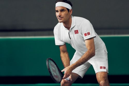 UNIQLO Debuts New Kit for Roger Federer Ahead of Wimbledon