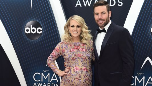 Carrie Underwood Gave Birth to a Baby Boy and He's too Cute