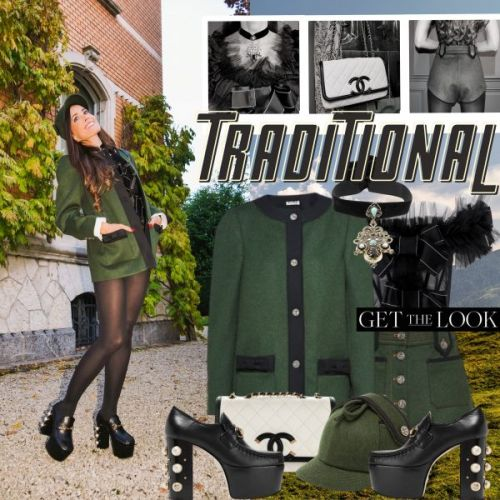 My Look: Traditional