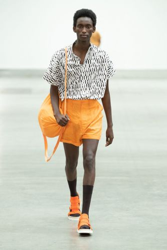 E. Tautz Spring Summer 2020 Catwalk Collection