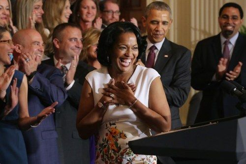 Jahana Hayes Could Be the First Black Woman to Represent a New