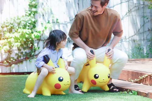 Enjoy Pikachu at Home With JAM Corp's Inflatable Pokémon AIR Release