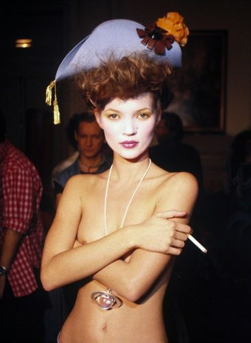 8 times Kate Moss changed the face of beauty