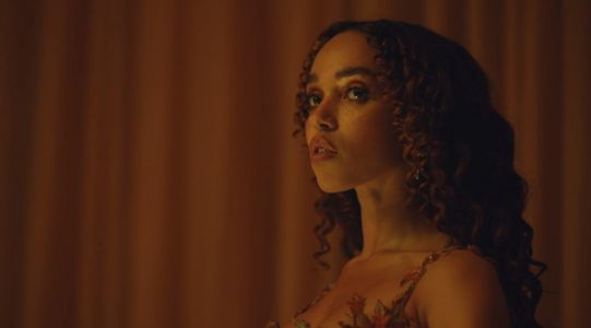 FKA twigs returns with new single and video, 'Cellophane'