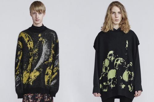 Black Flag, Samuel Beckett and the Last Supper Inspire Lad Musician FW20