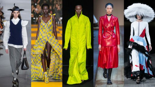 7 Top Trends From the Paris Fall 2019 Runways
