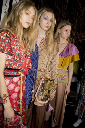 Peter Pilotto: Ready-to-Wear AW18
