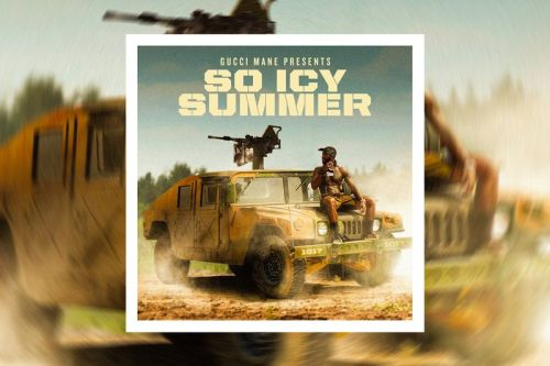 Gucci Mane Shares Extensive New Mixtape 'So Icy Summer'