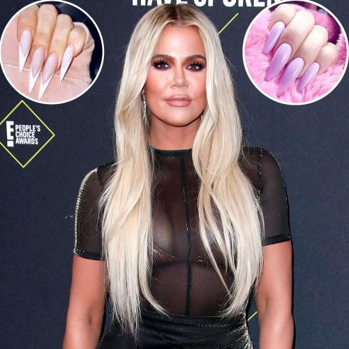 ~Keep Up~ With Khloe Kardashian's Most Extravagant Manicures Ever