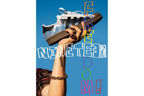 Blondey McCoy Launches Limited Edition 'Freedom Nineteen' Zine