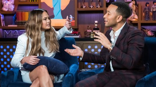 Chrissy Teigen Reflects on Hilarious Fight With John Legend Over Pizza Rolls