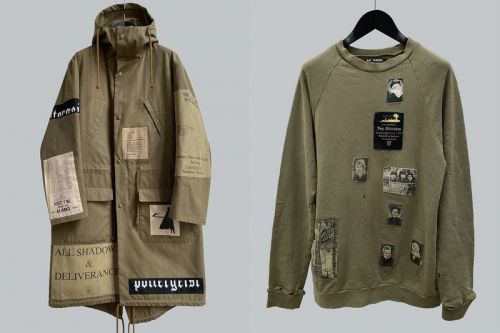 Dior's Lee Young Kyoon Drops Archival Raf Simons Webstore