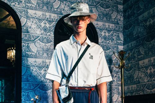Indice Studio Deconstructs Technical Clothing for SS19