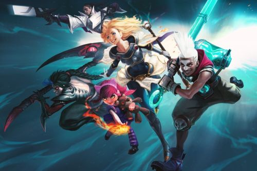 Tencent & Riot Games Is Reportedly Developing a Mobile Version of 'League of Legends'