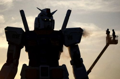 Gundam to Be Launched Into Space for 2020 Tokyo Olympics