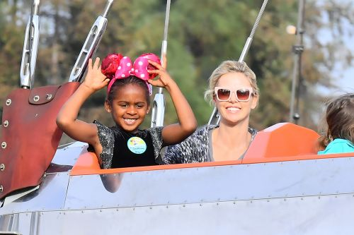 Charlize Theron Is an Amazing Mother to Her 2 Daughters Jackson and August! Get to Know Them